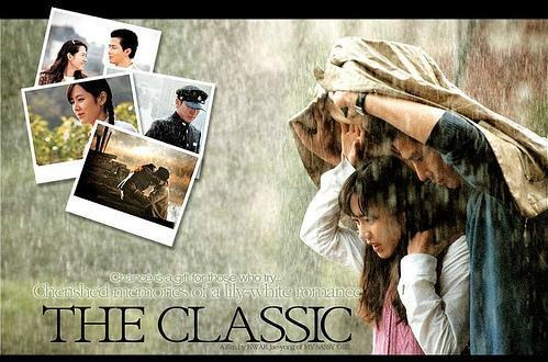 The Classic (2003)   One of the best Korean romance film.