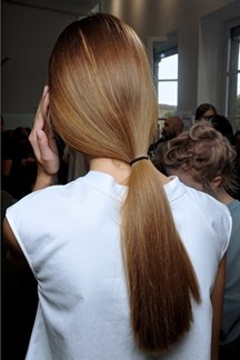 Easy Does It: Simple Spring/Summer 2013 Hairstyles Trend (Vogue.com UK)