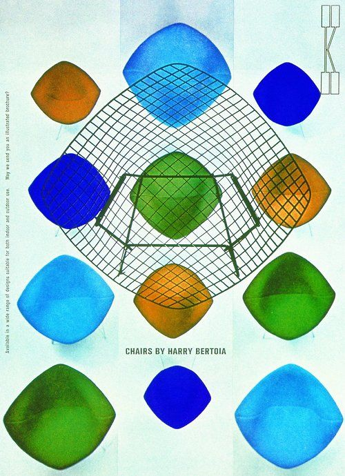 Film on Knoll Designer, Herbert Matter, to be Released Spring 2010.