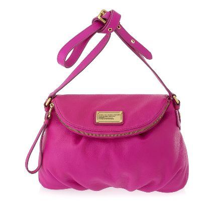 Marc by Marc Jacobs Classic Q Natasha in Pop Pink