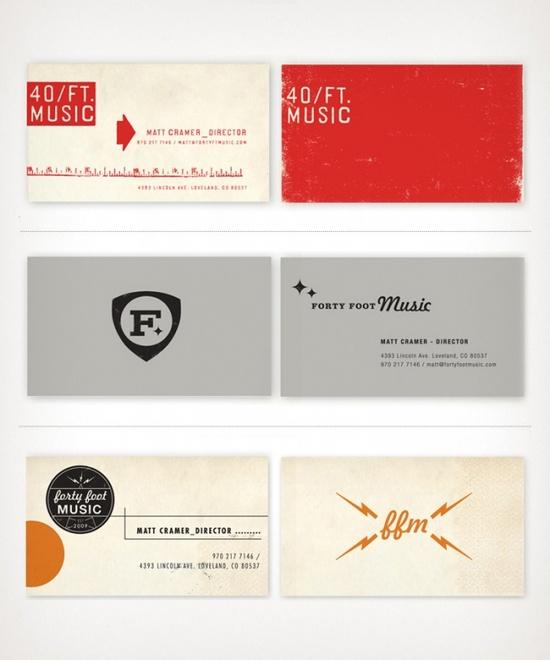 card, design