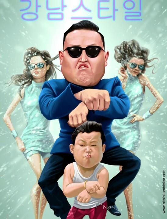 Gangnam Style!!!!!!!!!!!!!!!!!!!