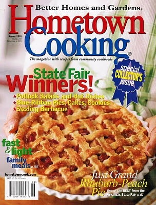 Great recipes!  I miss this magazine!