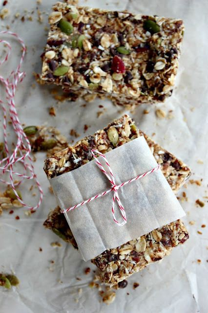 Oat and Flax Bar