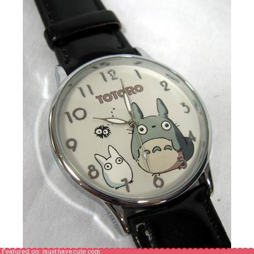 Totoro watch