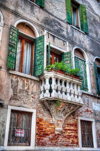 ? Venice, Italy