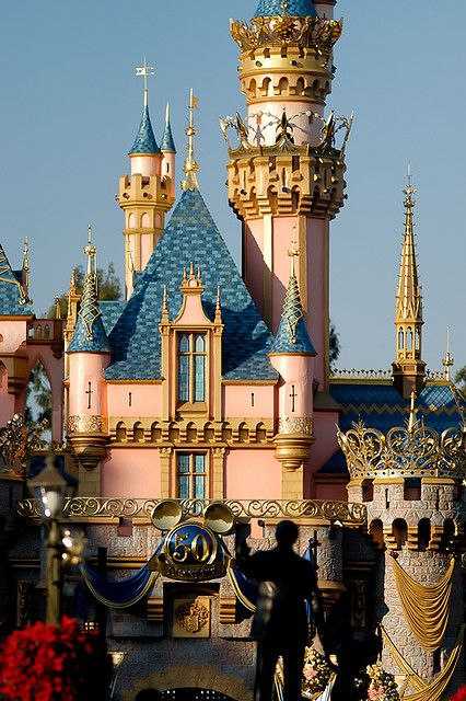 50th Anniversary Castle