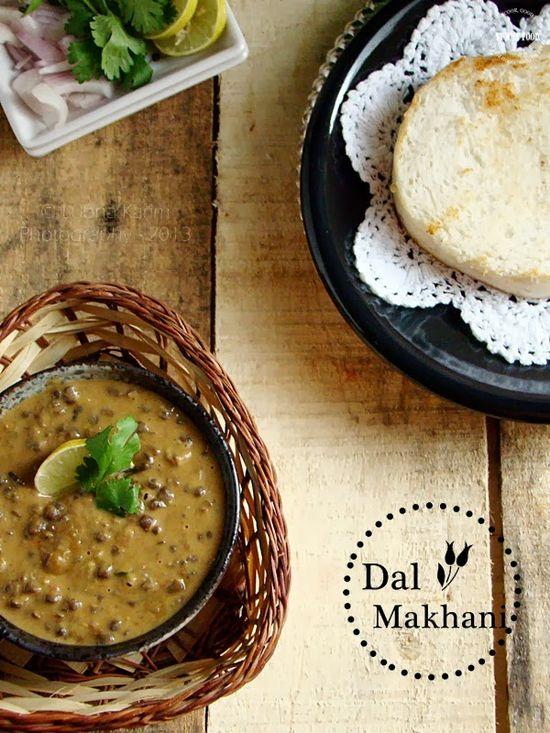 Yummy Food: Dal Makhani