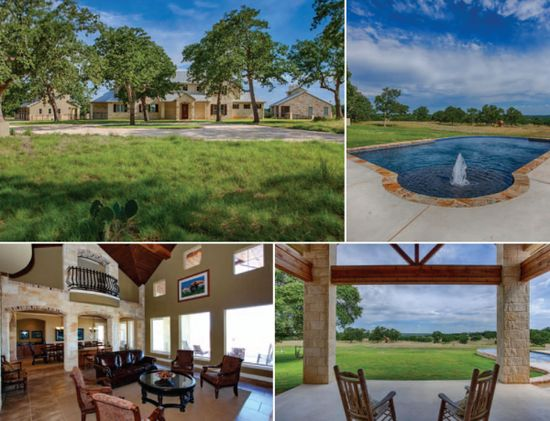 Endless Scenic Views at 6823 Ranger Creek Rd