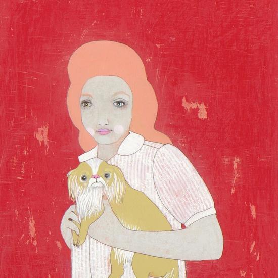 Girl by Jennifer Davis