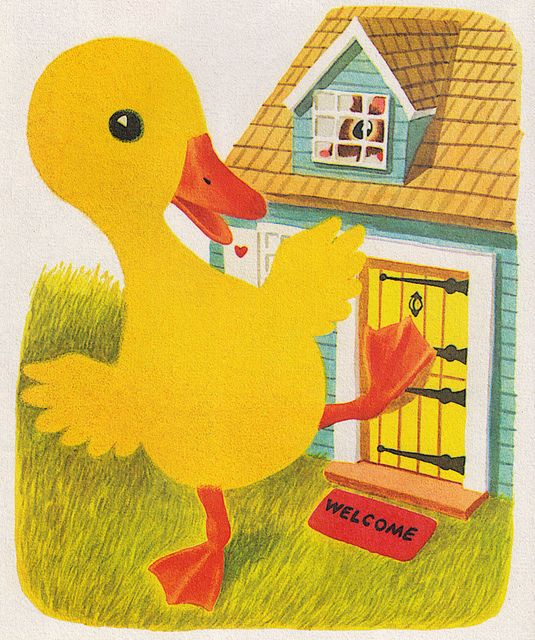 Mouse's House - written by Kathryn and Byron Jackson, illustrated by Richard Scarry (1949)