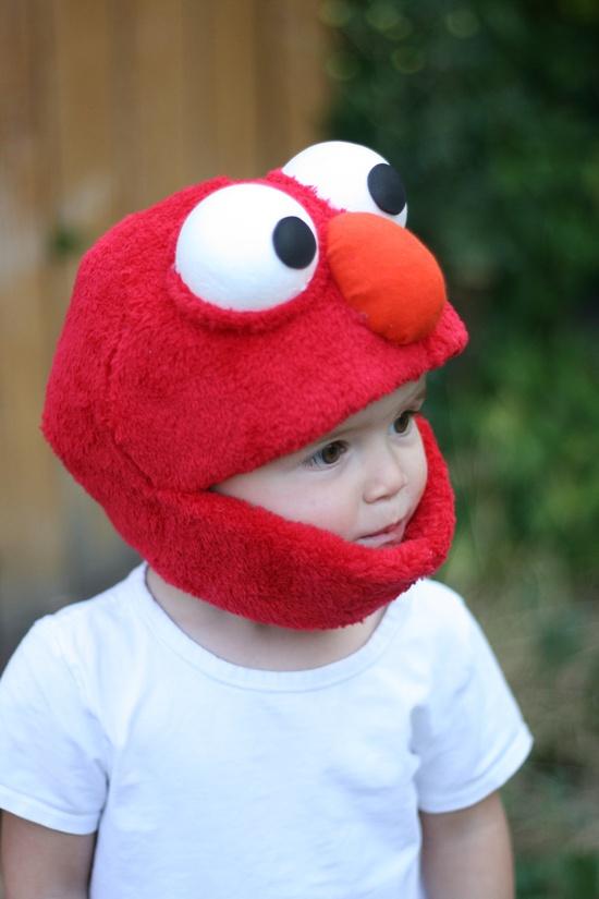 Elmo hat. (etsy)