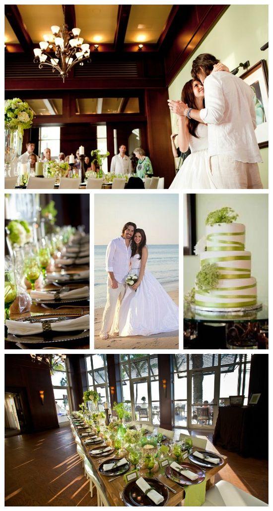 Jake Owen's Wedding Decor / Celebrity Weddings