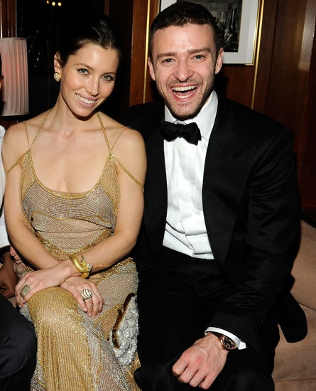 #JustinTimberlake and #JessicaBiel got engaged over the 2011 holidays after more than four years together. #celebrity #couples #cute