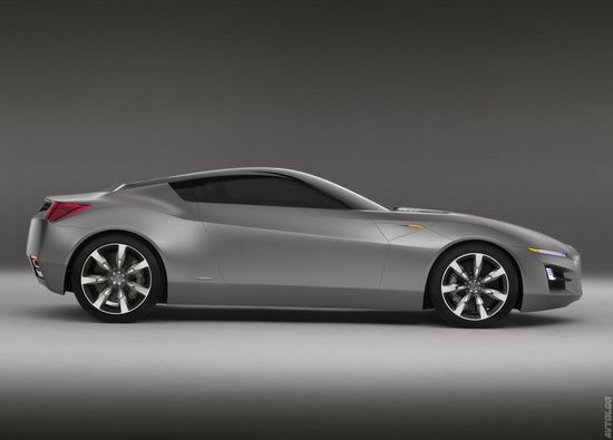 2007 Acura Advanced Sports Car #sport cars