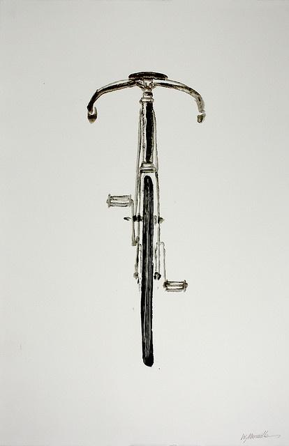 Will Manville - bike