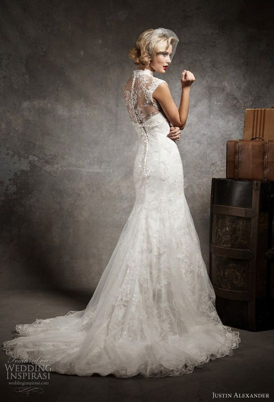 justin alexander 2013 wedding dress