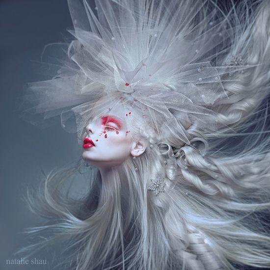 Ghostly Winds (2011) by Natalie Shau