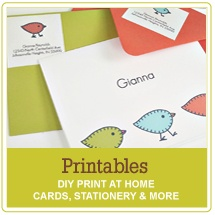 Printables and Packaging