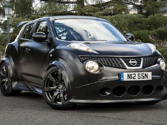 The Nissan Juke R Sports CarZ Sports Cars