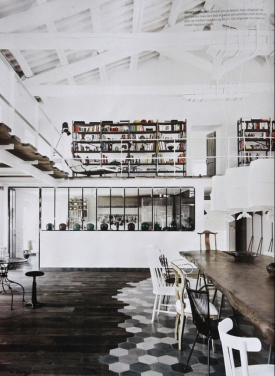 Loft Interior Design on trendland.com