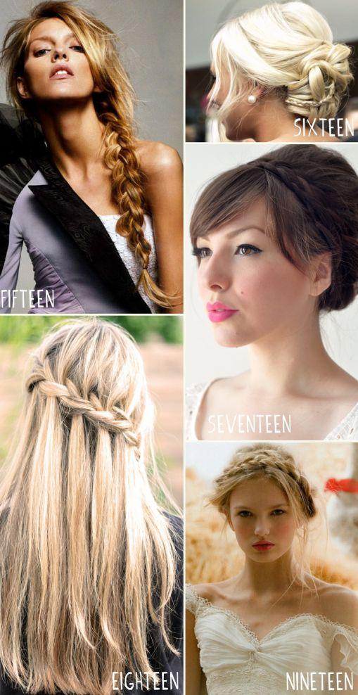 a few more braids :)