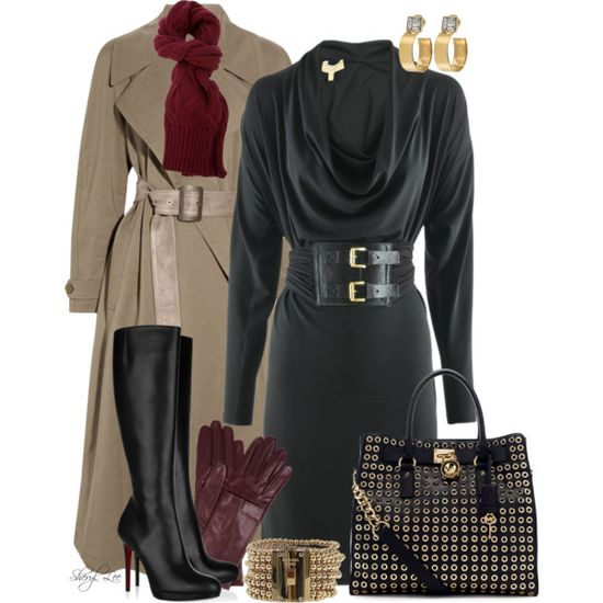 Cute Work Outfits 2012