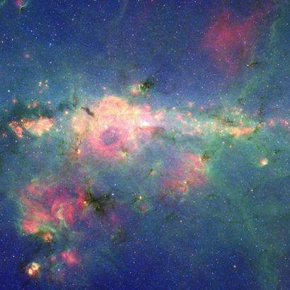 Peony Nebula