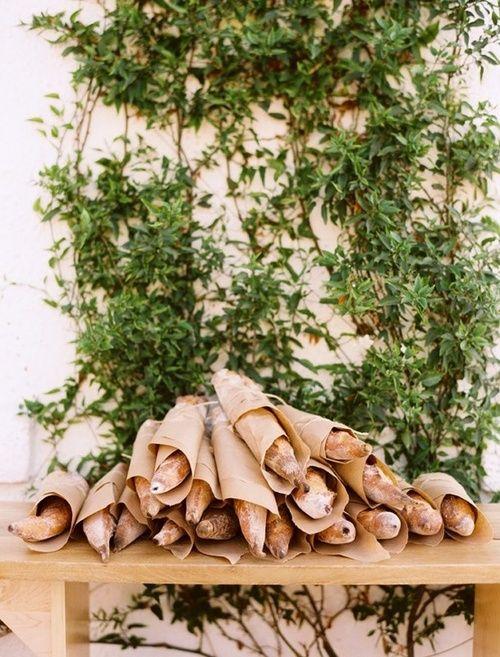 lylaandblu:    baguettes rustiques