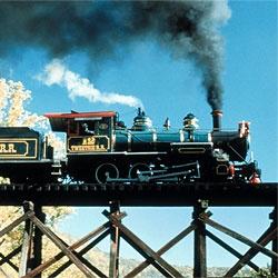 Tweetsie Railroad. Blowing Rock NC