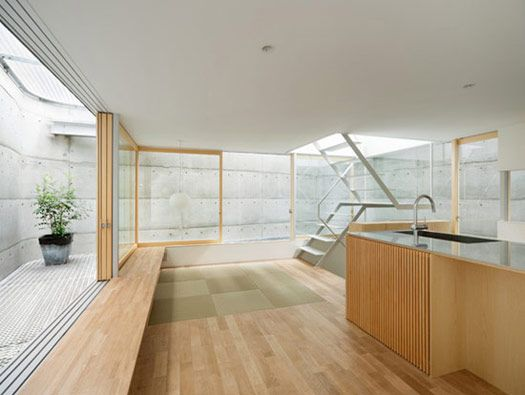 House in Minamimachi 03 by Suppose Design Office
