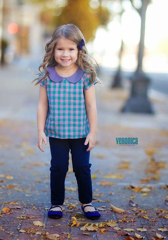 What a cute cute outfit on a cute cute kid.