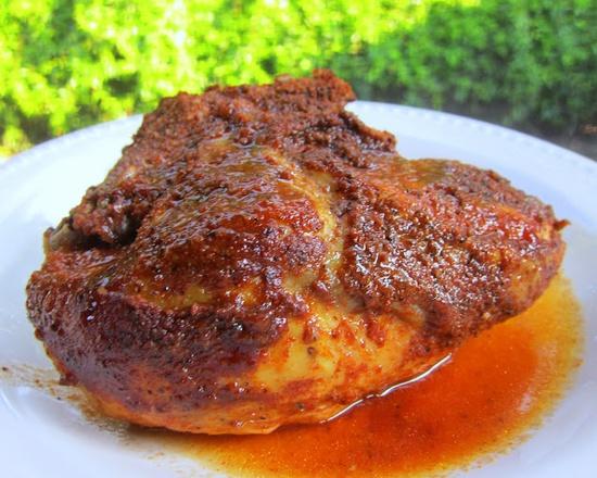 {Slow Cooker} BBQ Chicken