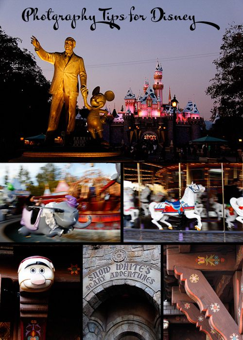 Practical Photography Tips for Disney