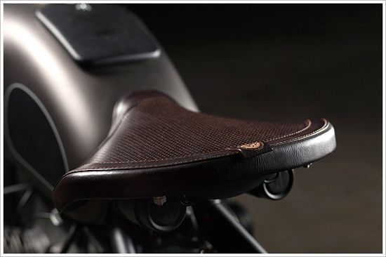 '83 BMW R80 - ER Motorcycles - Pipeburn - Purveyors of Classic Motorcycles, Cafe Racers & Custom motorbikes