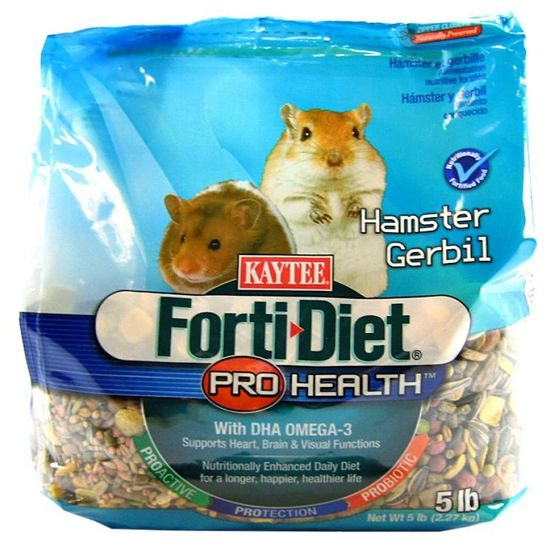 Hamster Food : Kaytee Forti Diet Pro Health Food for Hamster/Gerbil $9.72