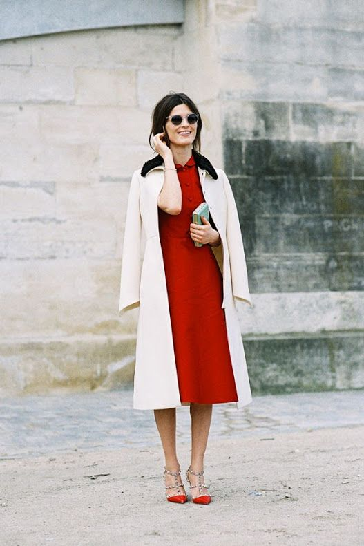 Vanessa Jackman: Paris Fashion Week AW 2013....Hanneli