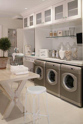 Dream laundry room/ craft room