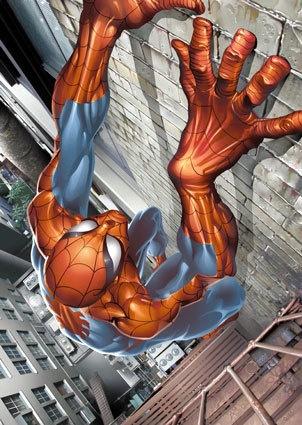 Spiderman -  by Joe Quesada