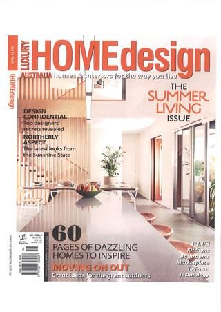 A Kelly Hoppen interior design, product & furniture peice is featured in November 2012 issue of Home Design
