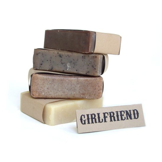 SOAP GIFT SET   Women gift set All Natural soap Vegan by RightSoap, $20.00