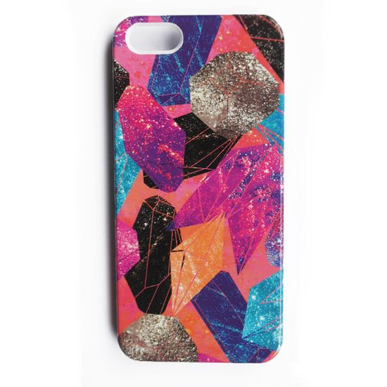 A gem-like phone case fit for, well, Jem. Truly outrageous! #GemstoneJune