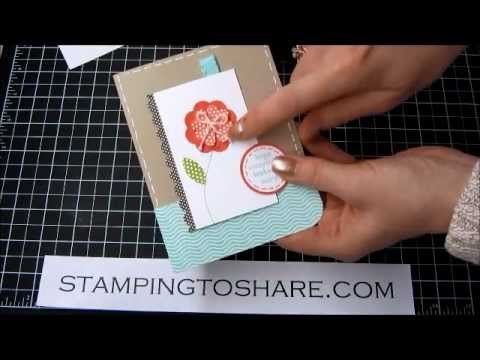 Stampin' Up punches ideas