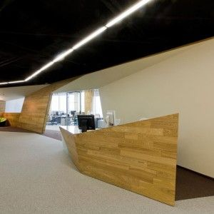 Cool Office Design: Yandex Yekaterinburg Office:  Yandex Yekaterinburg Office Photo 1: Yandex Office Reception Area