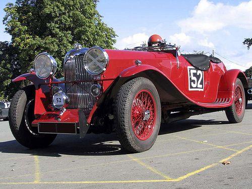 Lagonda M45 Sports Tourer • 1935