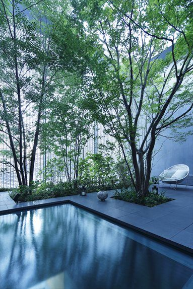 Optical Glass House - Hiroshima, Japan - 2012 - NAP Architects  #architecture #japan #garden