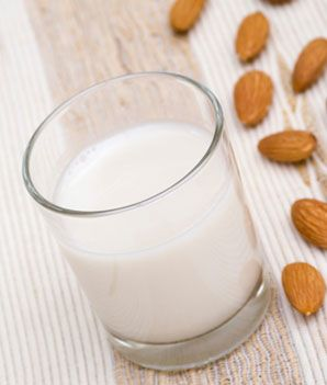 Homemade almond milk—it's so easy!