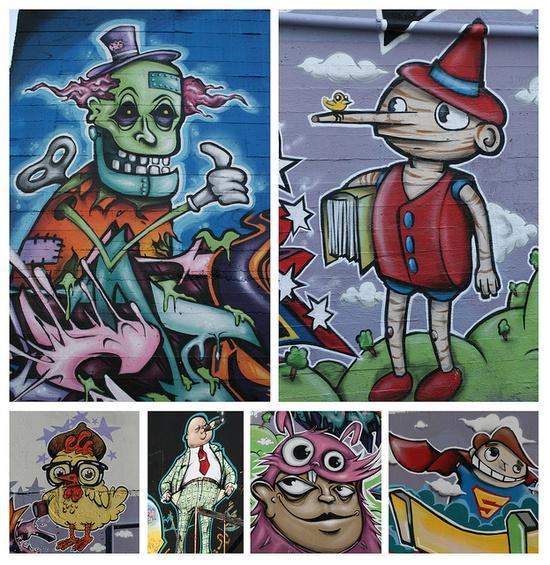 Graffiti Reykjavík