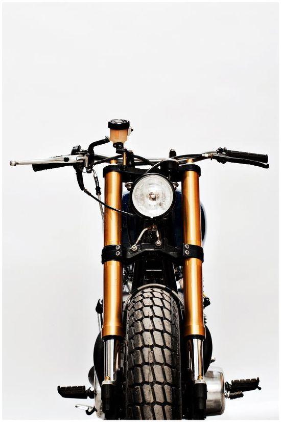 Yamaha XS 650 Street Tracker - via Silodrome
