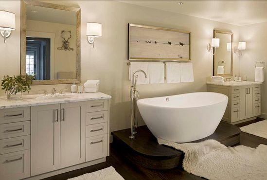 #Ecletic #Bathroom #Interiors